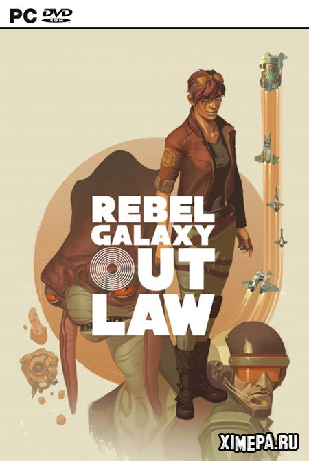 постер игры Rebel Galaxy Outlaw