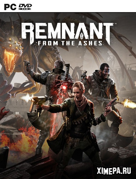 постер игры Remnant: From the Ashes