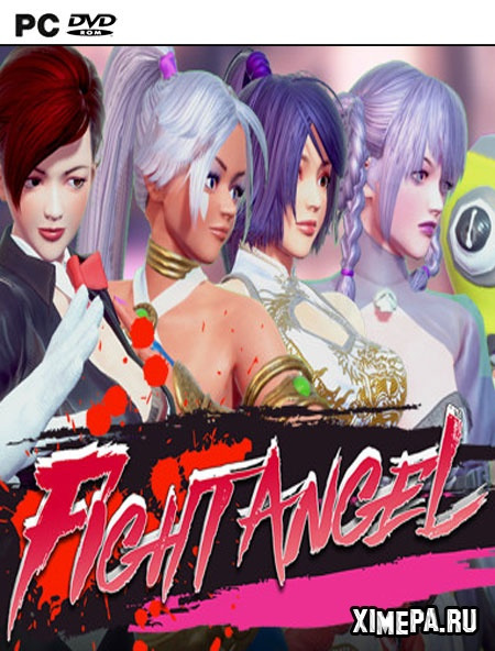 постер игры Fight Angel