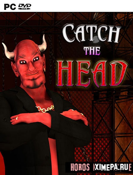 постер игры Catch the Head