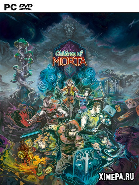 постер игры Children of Morta