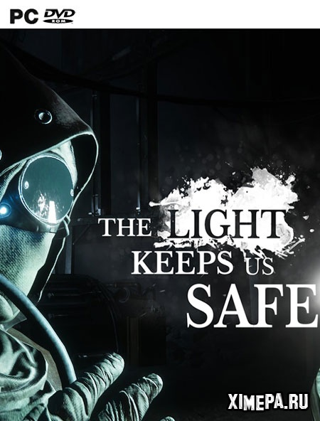 постер игры The Light Keeps Us Safe