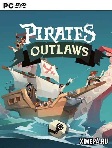 постер игры Pirates Outlaws