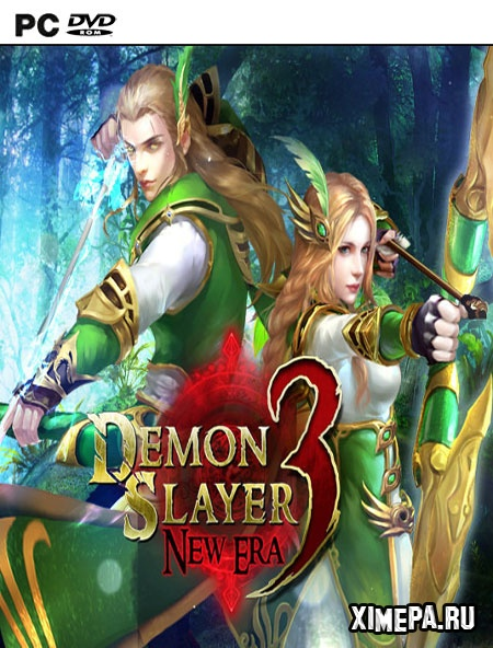 постер игры Demon Slayer 3
