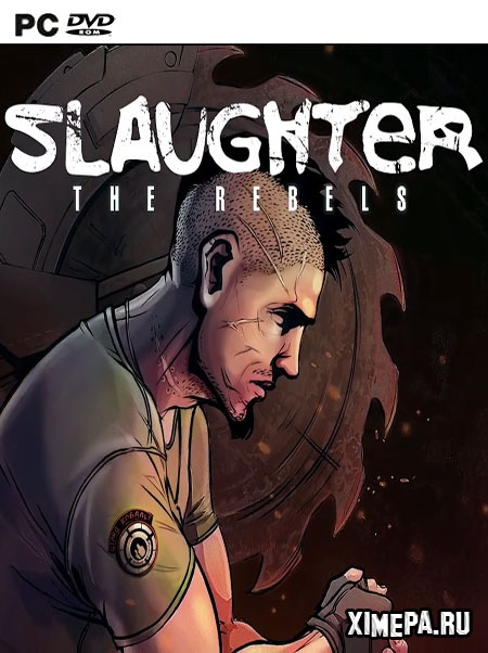 постер игры Slaughter 3: The Rebels