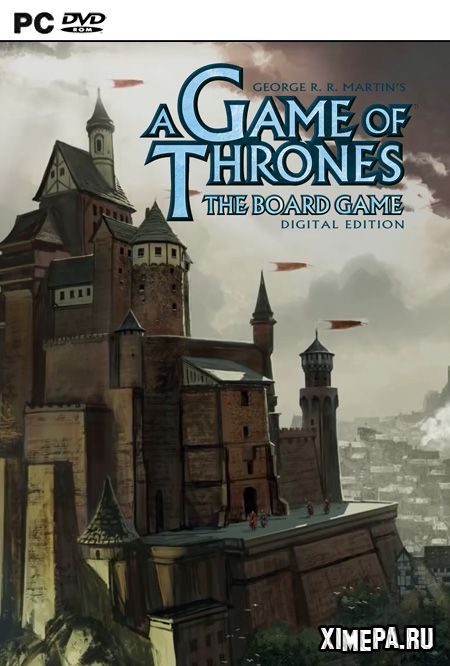 постер игры A Game of Thrones: The Board Game
