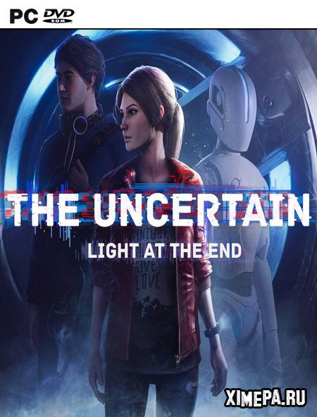 постер игры The Uncertain Light At The End