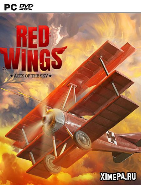 постер игры Red Wings: Aces of the Sky