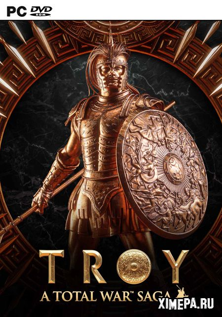 постер игры Total War Saga: TROY