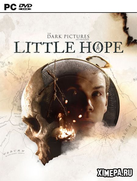 постер игры The Dark Pictures Anthology: Little Hope