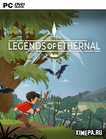 постер игры Legends of Ethernal