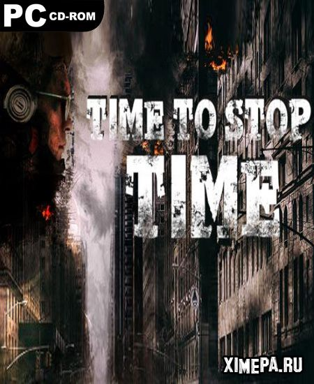 постер игры Time To Stop Time