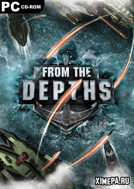 постер игры From the Depths