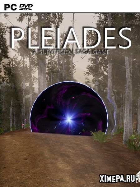 постер игры Pleiades - A Subversion Saga Game