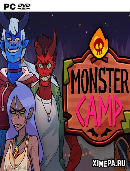 постер игры Monster Prom 2: Monster Camp