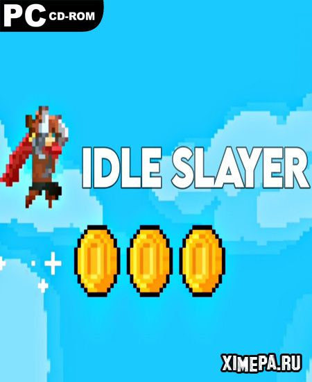 постер игры Idle Slayer
