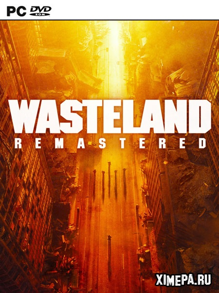 постер игры Wasteland Remastered