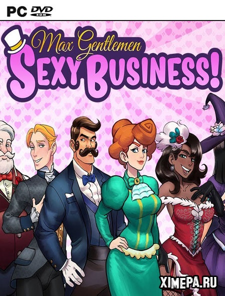постер игры Max Gentlemen Sexy Business!