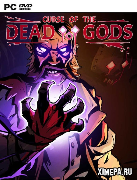 постер игры Curse of the Dead Gods