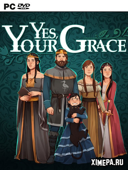 постер игры Yes, Your Grace