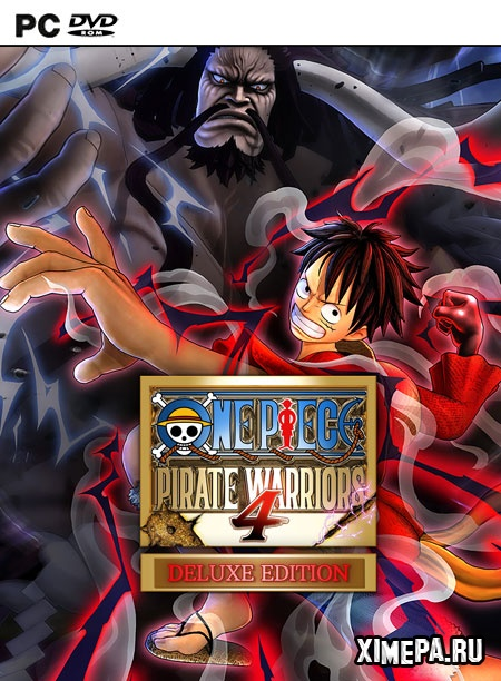 постер игры One Piece: Pirate Warriors 4