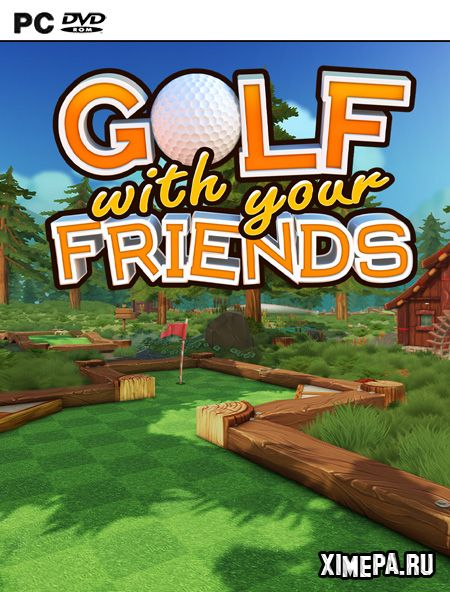 постер игры Golf With Your Friends