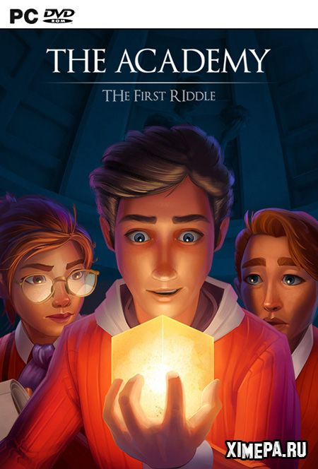 постер игры The Academy The First Riddle