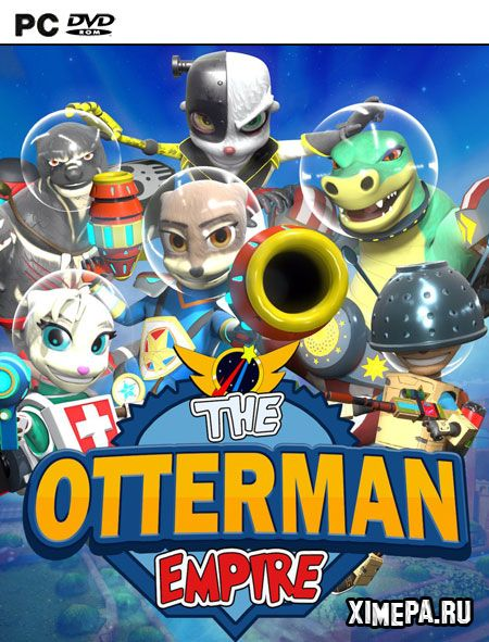 постер игры The Otterman Empire