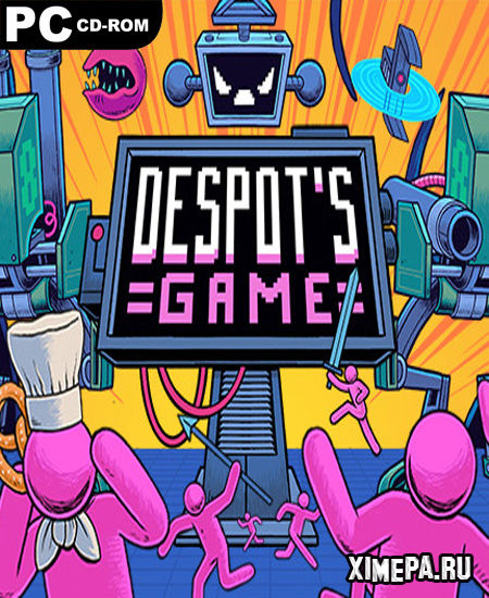постер игры Despot's Game