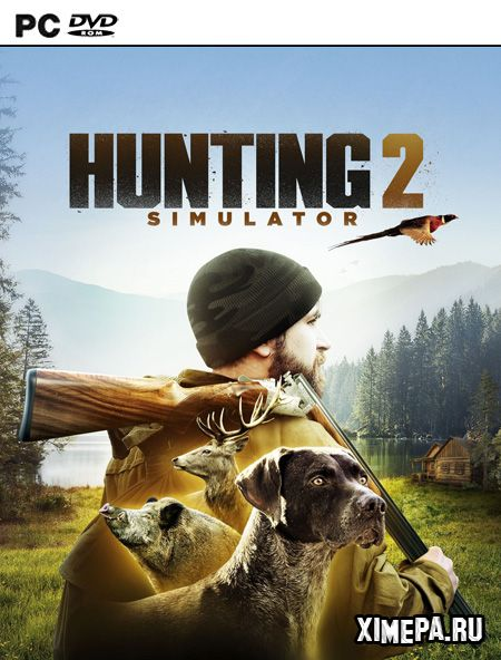 постер игры Hunting Simulator 2