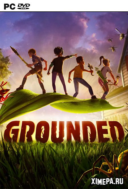 постер игры Grounded