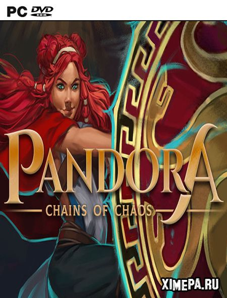 постер игры Pandora Chains of Chaos
