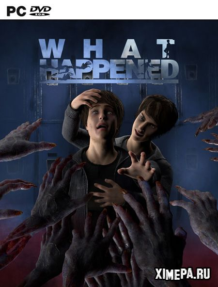 постер игры What Happened