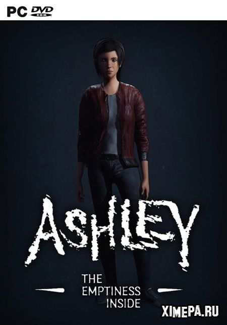 постер игры Ashley: The Emptiness Inside