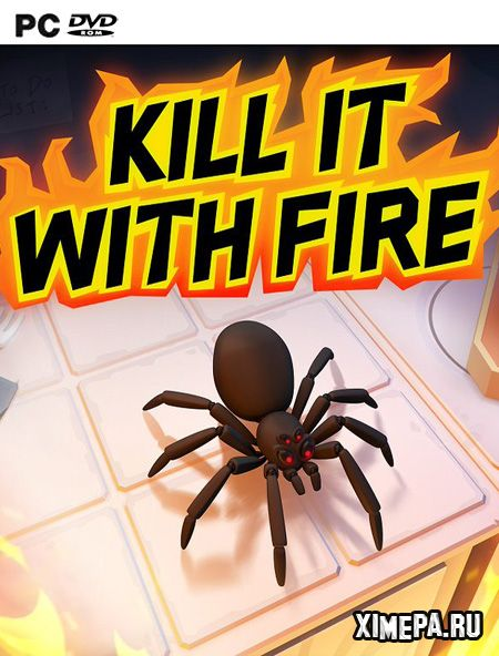 постер игры Kill It With Fire