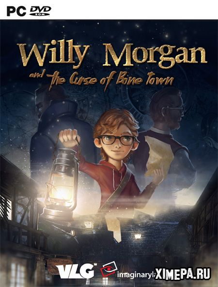 постер игры Willy Morgan and the Curse of Bone Town