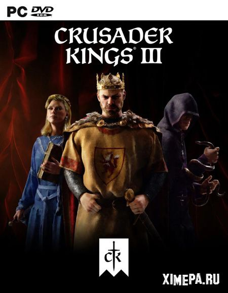 постер игры Crusader Kings 3