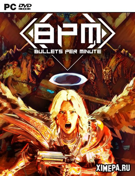 постер игры BPM: BULLETS PER MINUTE