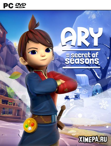 постер игры Ary and the Secret of Seasons