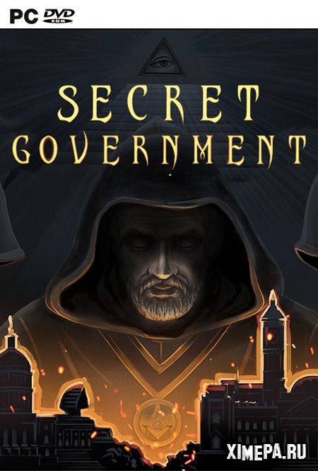 постер игры Secret Government