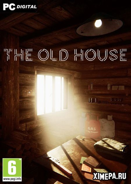 постер игры The Old House