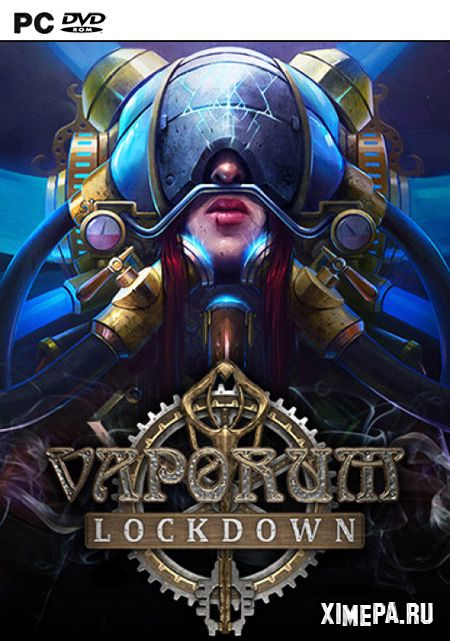 постер игры Vaporum: Lockdown