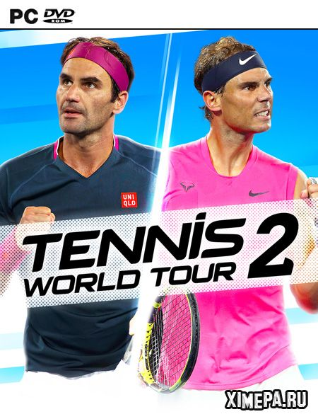 постер игры Tennis World Tour 2