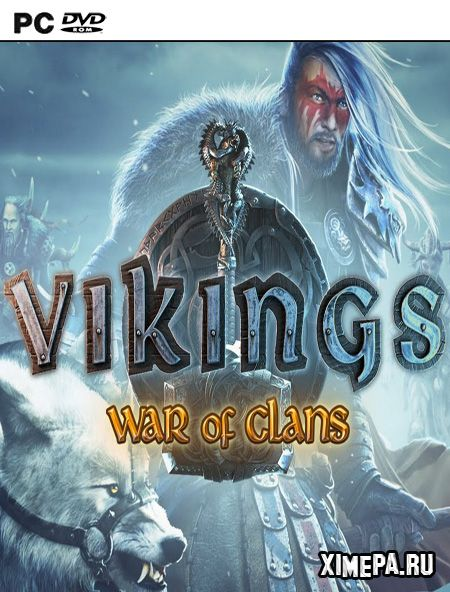 постер игры Vikings: War of Clans