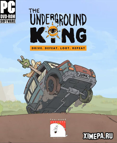 постер игры The Underground King