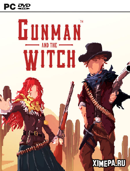 постер игры Gunman And The Witch