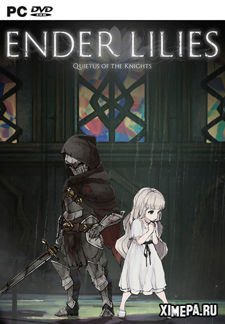 постер игры ENDER LILIES: Quietus of the Knights