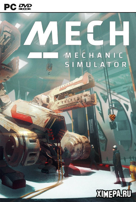 постер игры Mech Mechanic Simulator