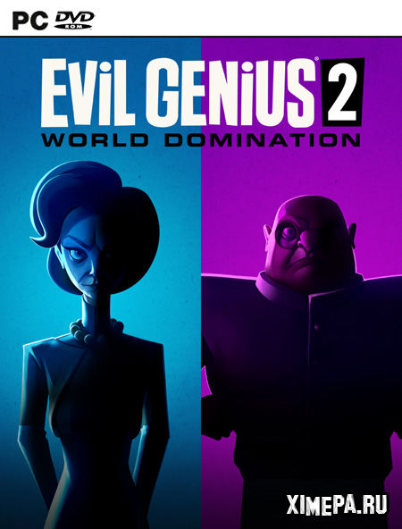 постер игры Evil Genius 2: World Domination