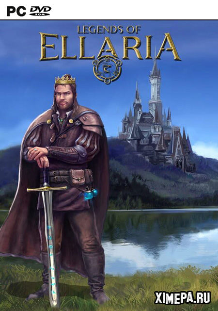 постер игры Legends of Ellaria